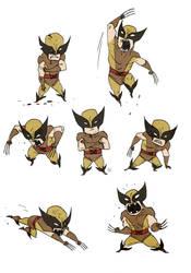 'Little' Logan by darrenrawlings