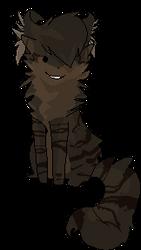Audace du Tigre chibi by Shiranuih