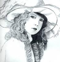 Lillian Gish by Sakura-ShinRa