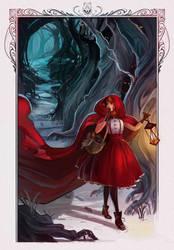 Red Riding Hood by AquaJ