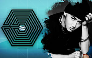EXO K Suho's Overdose Wallpaper by Rizzie23
