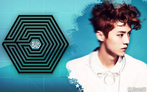 EXO M Luhan's Overdose Wallpaper by Rizzie23