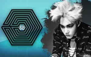 EXO K Kai's Overdose Wallpaper by Rizzie23