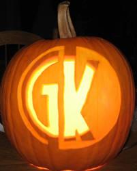 Gordon Keith Logo by pumpkinsbylisa