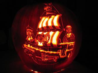 Jake Pumpkin by pumpkinsbylisa