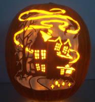 Wispy House by pumpkinsbylisa