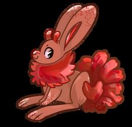 Dyst Bunny #1 by iikkiikkii