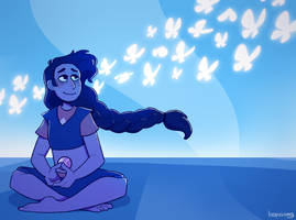 Just A Thought (Steven Universe) by loopusOMG