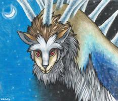 Spirit of the forest by WhiteK9