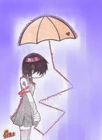 Sadness in the Rain second by KIKYLEE
