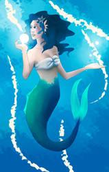 Mermaid of the Waves 2012 by YumeDeli