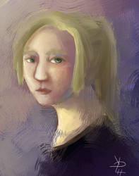 Selfportrait by YumeDeli