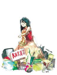 Kaka's World by solventsoul