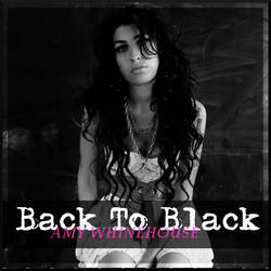 Back to Black - Amy Winehouse by Inta-Xonem