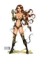 Witchblade commission 45 by Xenomrph