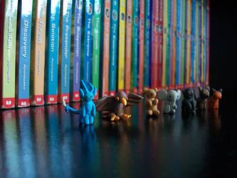 Tiny Animorphs by DragonStomp