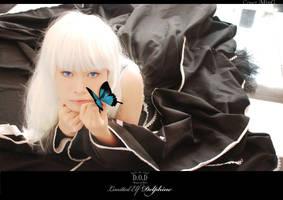 Butterfly by MinGII