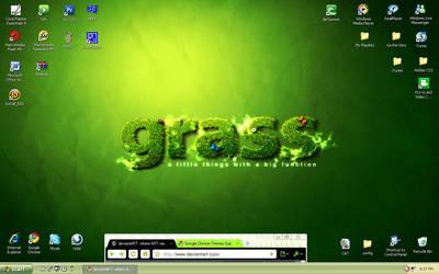 Desktop Screenshot by AliensROCKS