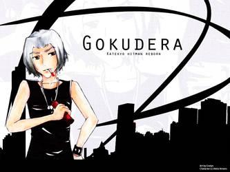 Gokudera by AliensROCKS