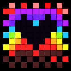 Love is like a rainbow by AliensROCKS
