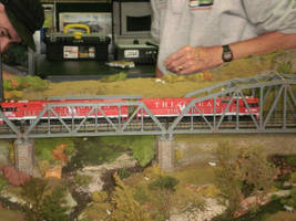 Ghanning dar bridge by SARdriver