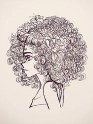 Nikola | Original Art by HarleyisDarling