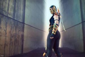 Scorpion Mortal Kombat by JMJ83