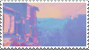 pastel city by BrainBites