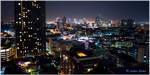 Bangkok Cityscape by lukias-saikul