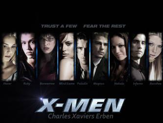 X-Men, Charles Xaviers Erben by Ephesus666