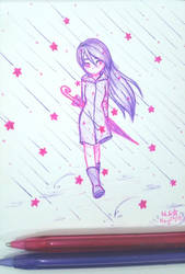 Stars in the Rain by Rei-Catlang