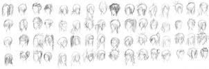 Hair dump by Dinloss