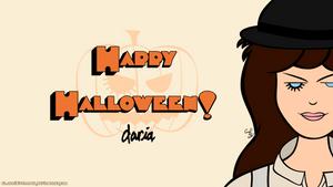 Happy Halloween! - Daria by hercamiam