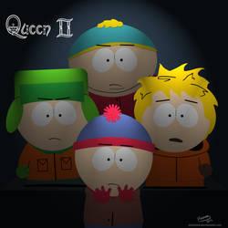 Bohemian Rhapsody by hercamiam