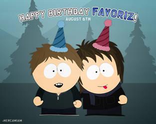 Happy Birthday! by hercamiam
