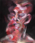 Study for Self Portrait, 2013 by RyckRudd