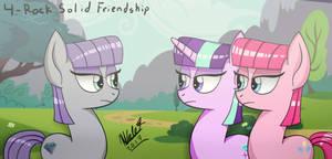 Rock Solid Friendship (MLP:FIM Season 7 Episode 4) by Viejillox64Art