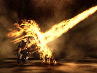 DragonSlayer by envisage