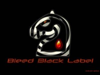 Bleed Black Label by envisage