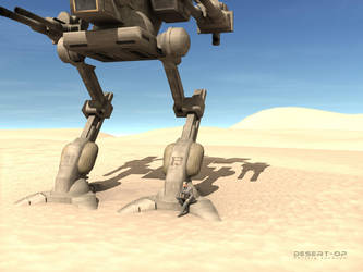 Desert-Op by envisage