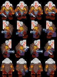 Juggernaut Dota 2 by Kasbak
