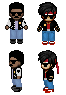 Kung fury and Beverly hills cop by Kasbak