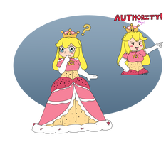Pink Puffball to Princess by UsaRitsu