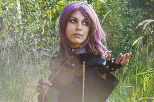 More like Nymphadora Tonks cosplay by TheMadKyo by DuckieTheOtaku