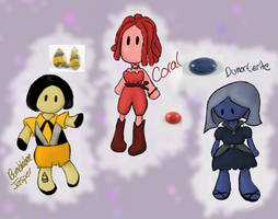 Baby Gemsona adopts CLOSED by WaterLily-Gems