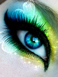 green blu n yellow by flameXofXmisfortune
