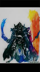 Final Fantasy XII Logo by goodsnake