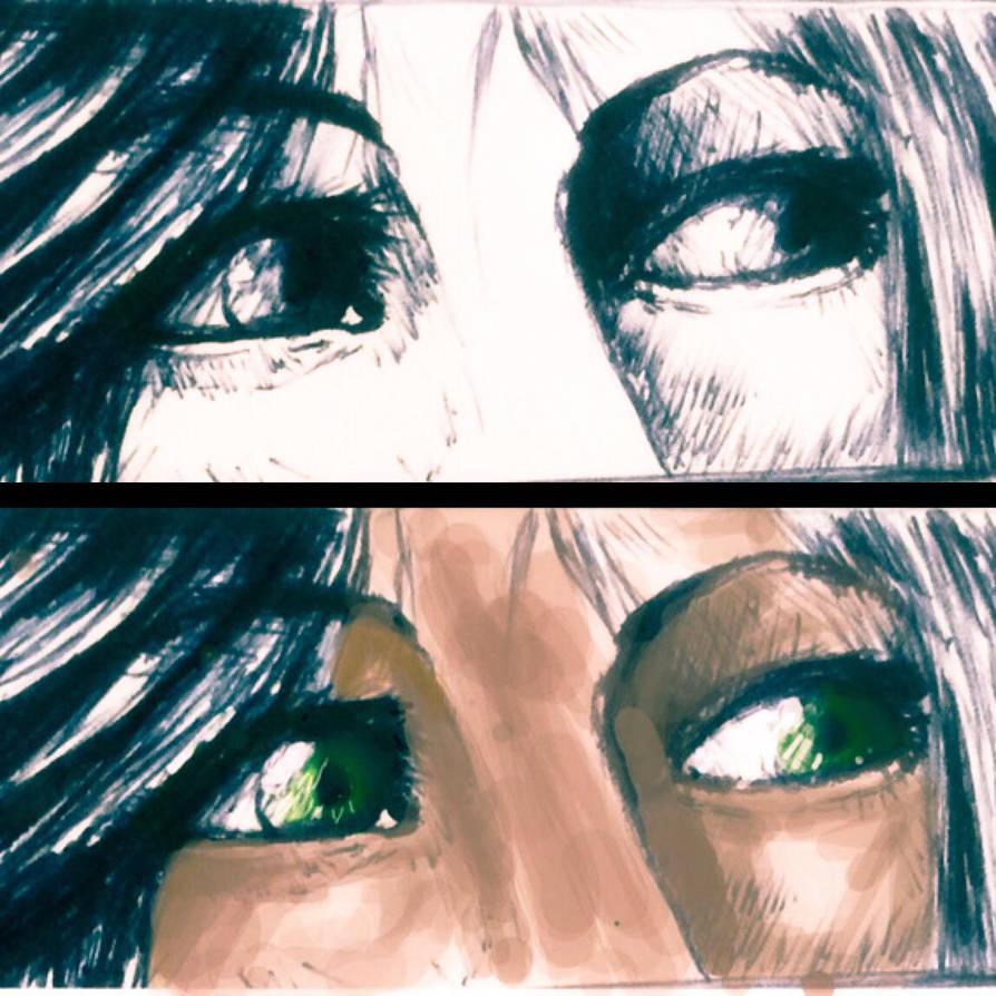 Eyes  by goodsnake