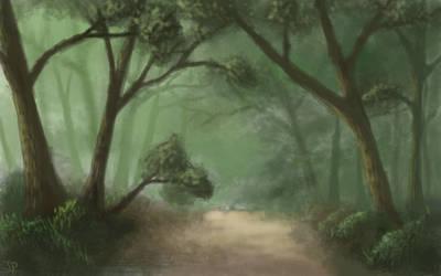 The Passage by ginnunga-gap