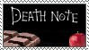 Death Note Stamp by TobiShinobi